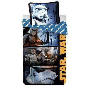jerry fabrics bavlnene povleceni star wars stormtroopers 140 x 200 cm 70 x 90 cm