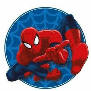 jerry fabrics tvarovany polstarek spiderman 01 34 x 30 cm