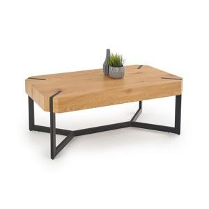 konferencni stolek lavida dub zlaty cerna