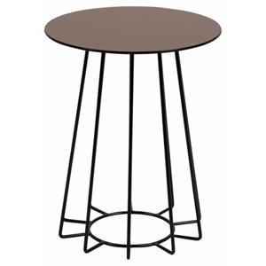 odkladaci stolek casia hneda 2