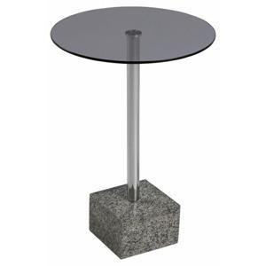 odkladaci stolek cobble seda