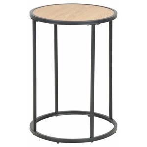 odkladaci stolek seaford prirodni 3