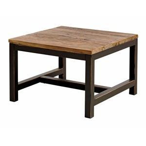 odkladaci stolek vintage prirodni